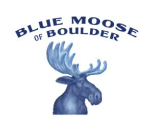 Blue Moose of Boulder