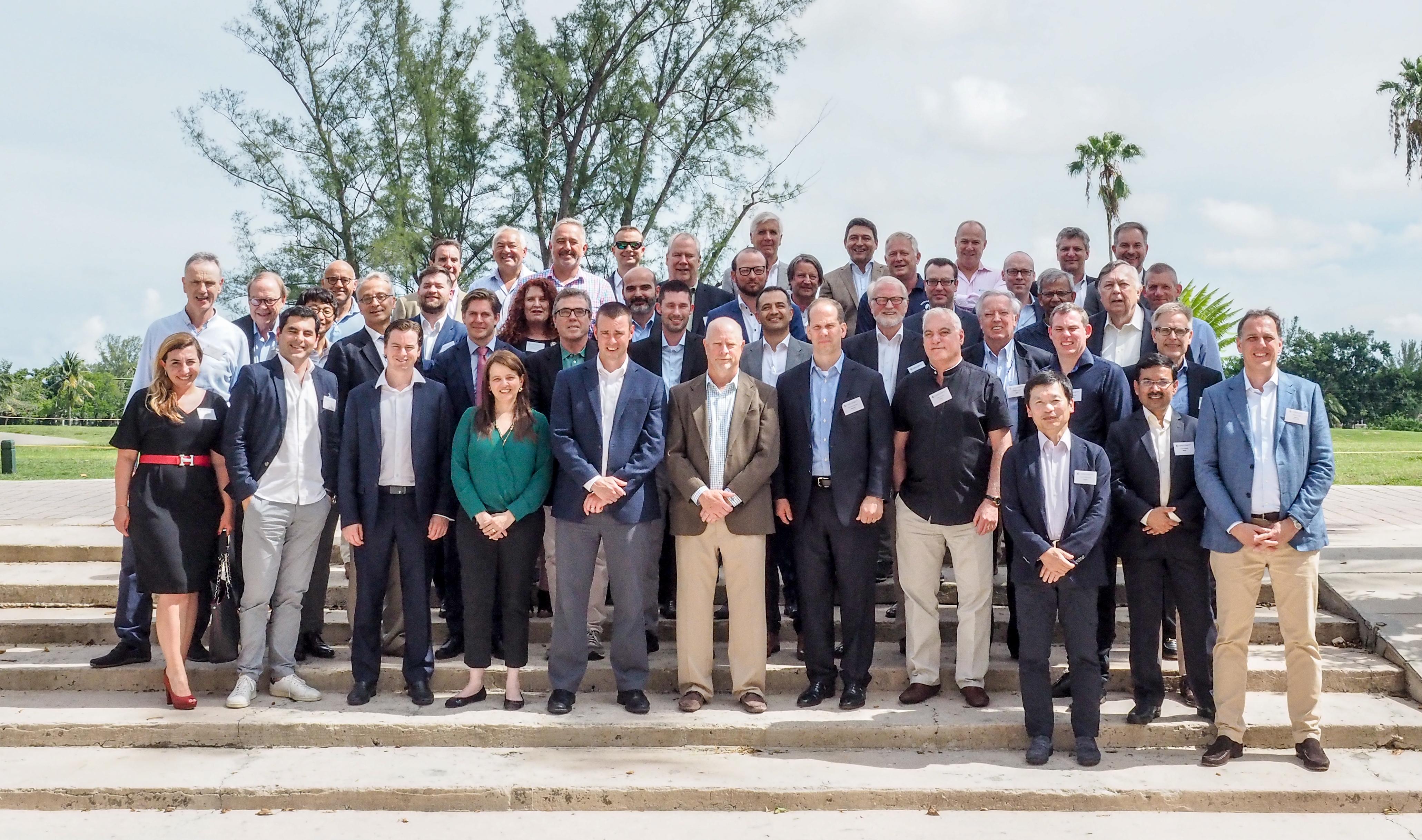 AICA Global Meeting Miami 2018