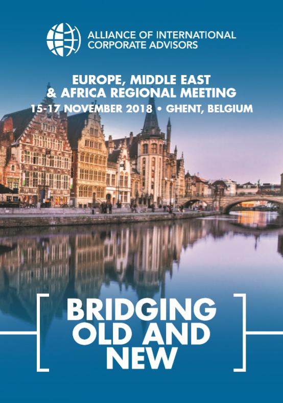 EMEA Meeting 2018