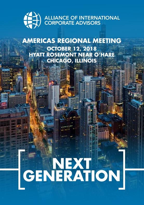 Americas Meeting 2018