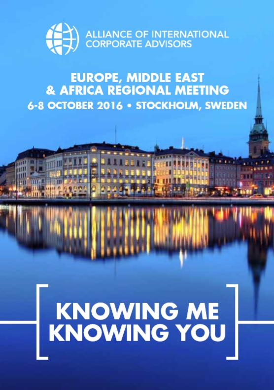 EMEA Meeting 2016